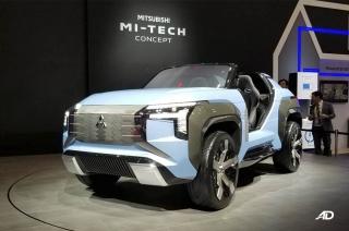 Mitsubishi Mi-Tech concept SUV