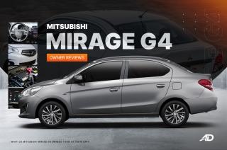 Mitsubishi Mirage Owner Reviews