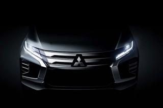 Mitsubishi Montero Sport Facelift