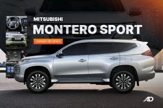 Mitsubishi Montero Sport Owner Reviews