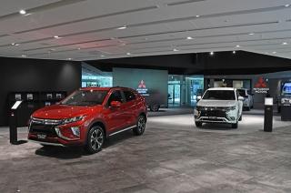 Mitsubishi opens new MI-Playground showroom near Japan headquarters