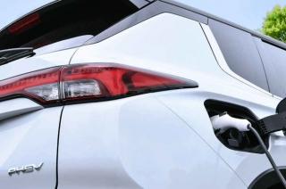 Mitsubishi Outlander PHEV update 2022