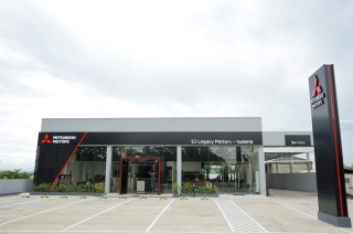 Mitsubishi Philippines continues its dealership expansion to Cordon City Isabela