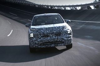 Mitsubishi releases official test footage of the all-new Outlander