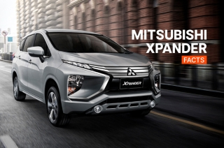 Mitsubishi Xpander Facts: Where's the E?