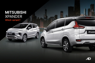 Mitsubishi Xpander: The all-around MPV – Which Variant?