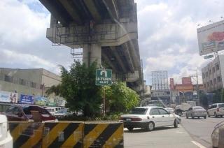 MMDA to close down U-turn slots in EDSA