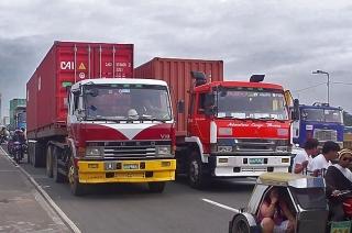 MMDA truck ban