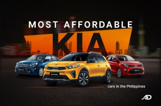 Most Affordable Kia Cars in the Philippines