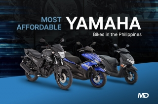 Most Affordable Yamaha Motorcycles