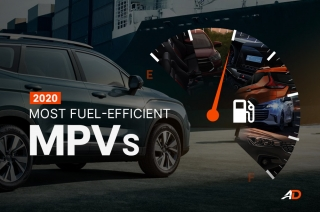 Most Fuel-efficient MPVs in the Philippines