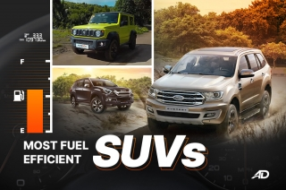 Most Fuel Efficient SUVs in the Philippines