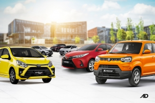 Most Popular Cars on AutoDeal 2020 H1