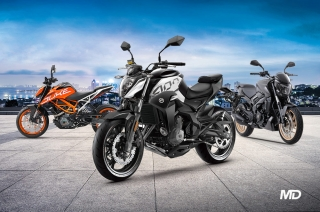 MotoDeal most popular big bike