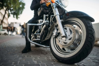 Motorcycle crash bar