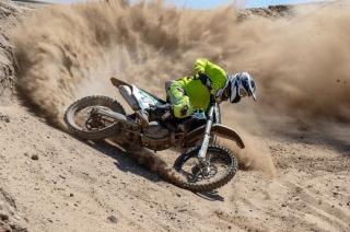Motorcycle Dirt Rider