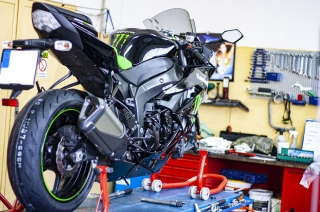 Motorcycle Maintenance Guide