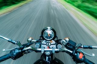 Motorcycle Rider POV