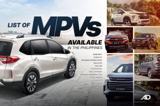 MPVs in the Philippines