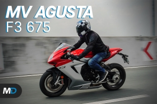 MV Agusta F3 675 Review - Beyond the Ride