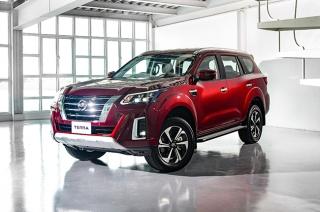 New 2022 Nissan Terra makes ASEAN debut in Thailand