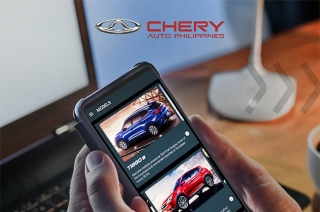 new chery mobile phone application