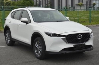 New Mazda CX-5 photos leaked online