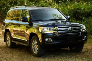 new toyota land cruiser 2.8l engine