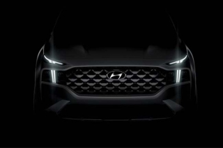 next generation Hyundai Santa Fe