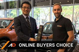 Nissan Almera Online Buyer's Choice Award