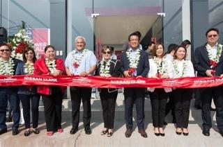 Nissan Clark City opening