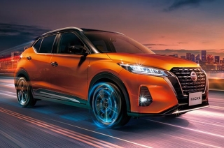 Nissan Kicks e-power Japan