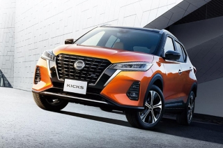Nissan Kicks e-POWER wins 'Technology of the Year' award
