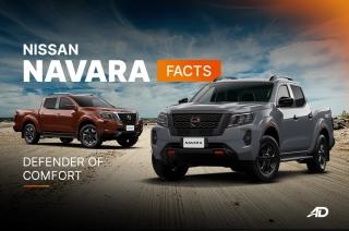 Nissan Navara Facts: Defender of comfort