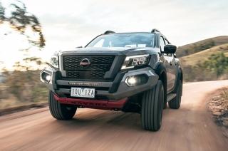 Nissan Navara PRO-4X Warrior to debut soon in Australia