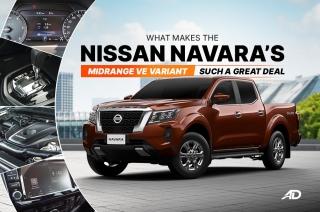 Nissan Navara VE Philippines