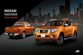 Nissan Navara – Which Variant