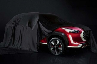 Nissan new crossover