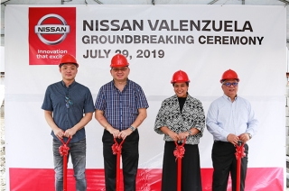 Nissan Opens Valenzuela dealership Philippines