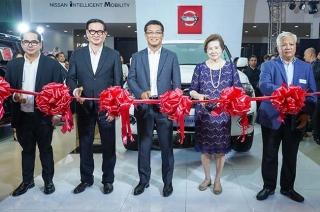 Nissan Pasig relaunch