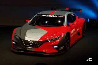 Nissan Pavilion formula e tokyo motor show