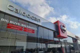 Nissan Philippines opens new dealership in Caloocan
