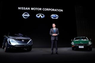 Nissan President and CEO Makoto Uchida