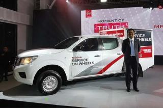 Nissan Service on Wheels
