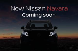 Nissan teases its new Navara pickup