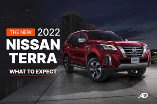 Nissan Terra What To Expect