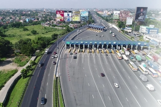 NLEX Balintawak toll plaza