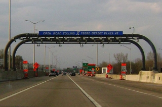 NLEX open road tolling system