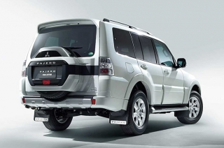 Pajero Final Edition