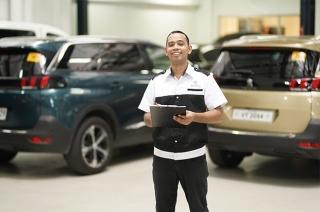 Peugeot 24/7 services